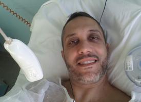 Dario Deriu: intervento riuscito