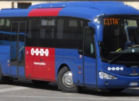 Riorganizzazione del servizio di trasporto pubblico nell'agro