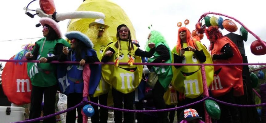 Il Carnevale delle Borgate apre Lo Carraixali de l'Alguer 2017