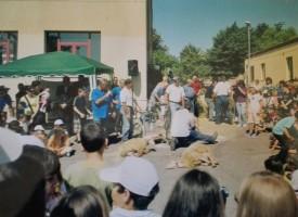 Festa della Tosatura a Santa Maria la Palma