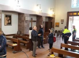 Chiesa di Guardia Grande all'attenzione degli organi competenti
