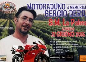 Domenica la quarta edizione del Motoraduno Sergio Deriu