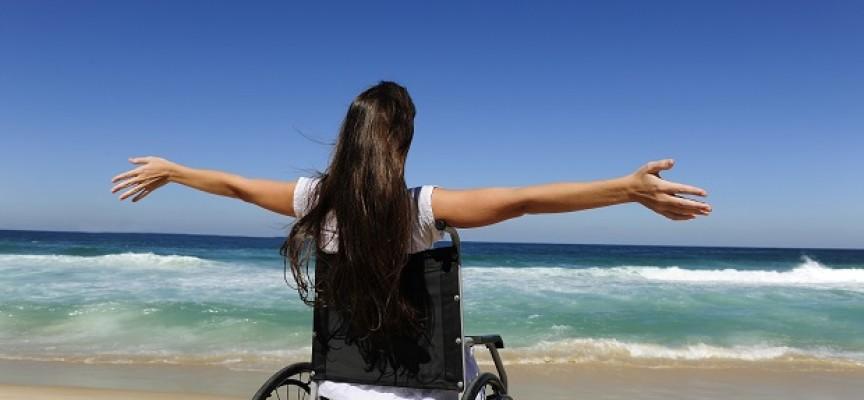 """""""Estate insieme"""", servizio spiaggia per persone diversamente abili"""
