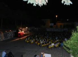 """Grande successo per la rassegna del Gesto """"V"""", stasera ospite Maria Corda"""