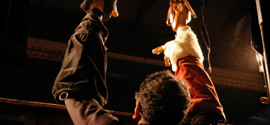 La magia di burattini e marionette in scena a S.M. la Palma [VIDEO]