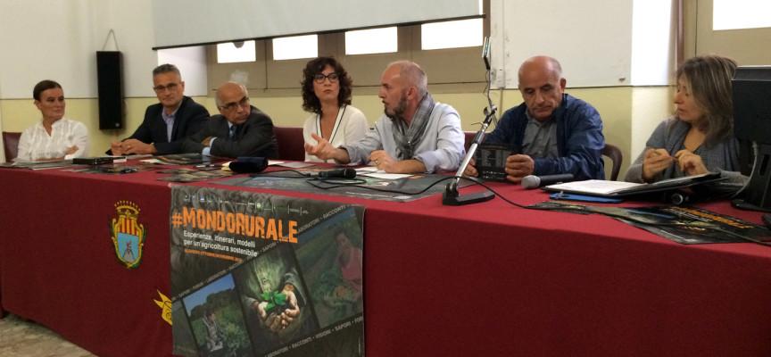 #MondoRurale: esperienze, itinerari e modelli per un'agricoltura sostenibile