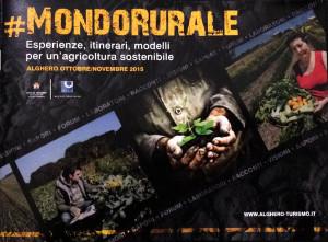 Locandina #MondoRurale