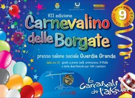 Carnevalino delle Borgate: tanto divertimento per tutti i bambini!