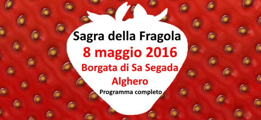 Sagra della Fragola – Programma completo – domenica 8 maggio 2016