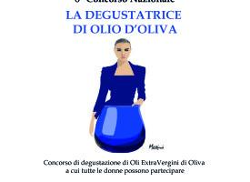 Premio per la migliore degustatrice di olio d'oliva