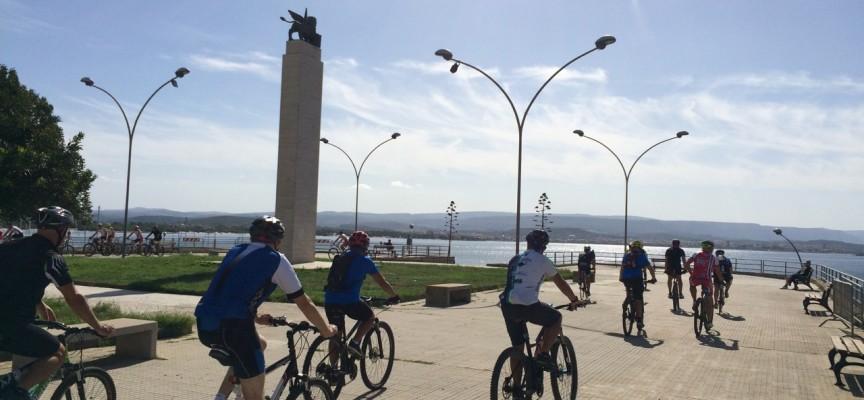 Settimana europea della mobilità sostenibile, in bici tra le Borgate e il Parco