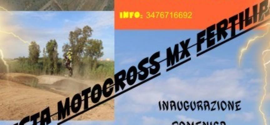 Inaugura la nuova pista Motocross MX Fertilia