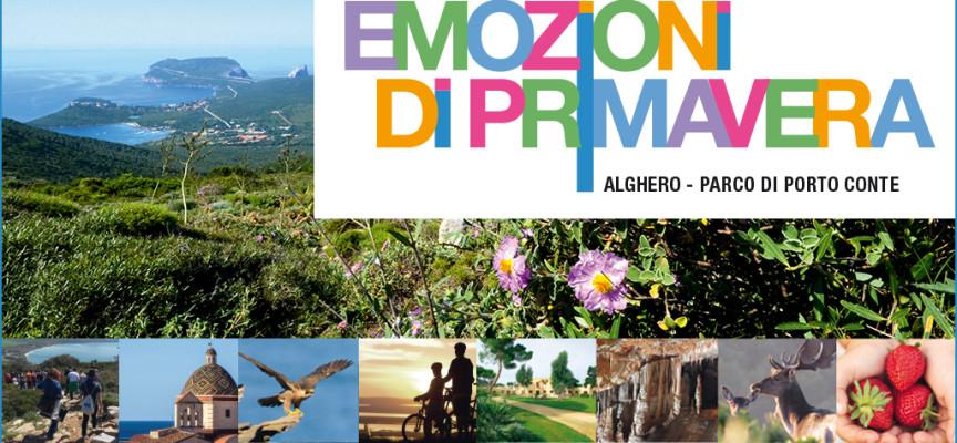 """Il Parco di Porto Conte presenta """"Emozioni di primavera"""""""